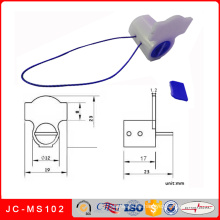Jc-Ms102 Anti-Reverse Twist Tight Meter Seals Proveedores